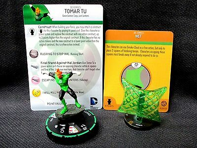 OEJ ~ DC Heroclix ~ War of Light ~ Common ~ Tomar Tu 013b Prime and Net R200.01