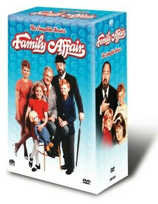 Family Affair: The Complete Series [24 Discs] (2008, REGION 1 DVD New)
