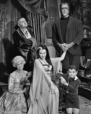 """The Munsters 10"""" x 8"""" Photograph no 2"""