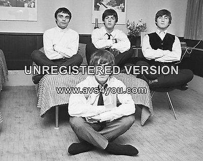 "The Beatles 10"" x 8"" Photograph no 46"