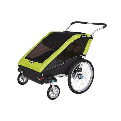 Thule Chariot Cheetah Xt 2 +Cycle/Stroll