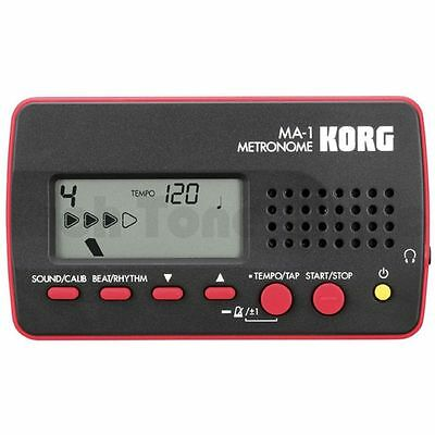 Korg MA-1 Digital Metronome - Red