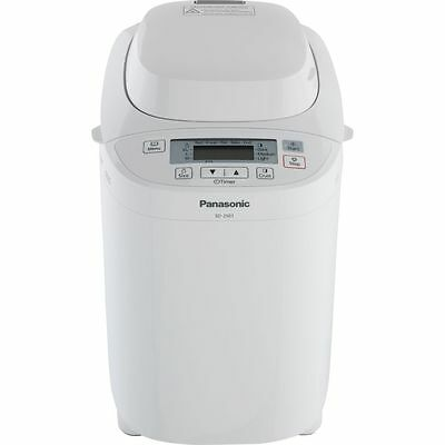 Panasonic SD2501 Breadmaker - White - Free 90 Day Guarantee