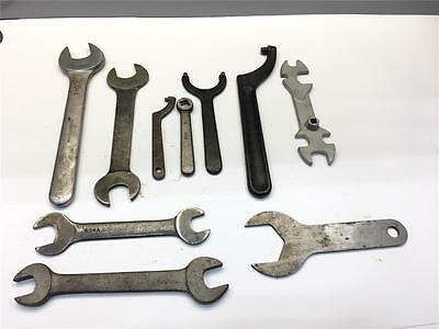 Vintage Williams Armstrong AIRCO Forged Spanner Combo Rare Wrench Mixed Lot USA