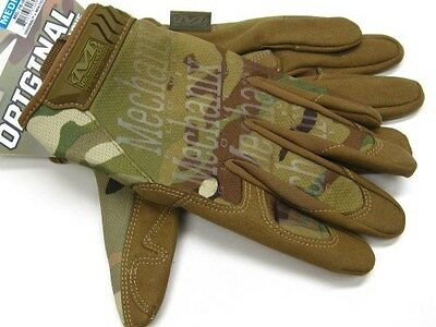 MECHANIX WEAR Size Medium M MultiCam THE ORIGINAL Tactical Gloves New! MG-78-009