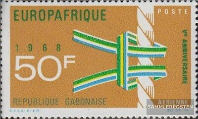 Gabon 304 (complete.issue.) unmounted mint / never hinged 1968 Europafrique