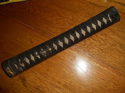 Very Old Japanese Sword Tsuka, Handle
