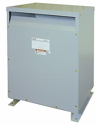 Transformer 45KVA 3 Ph 240V Primary 208Y/120V Secondary Federal Pacific New