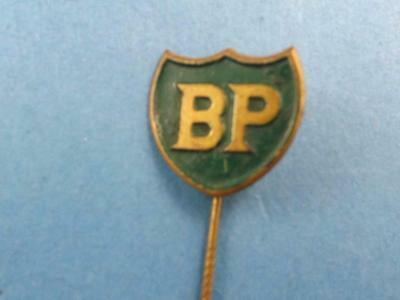 Bp Oil Company Gas Service Station Stick Pin Mini Sign Vintage Advertising