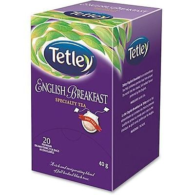 Tetley English Breakfast Tea 9260
