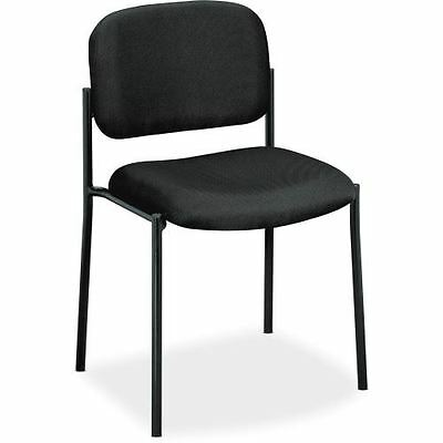 Basyx by HON VL606 Armless Guest Chair VL606VA10