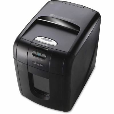 Swingline Stack-and-Shred 130M Paper Shredder 58571