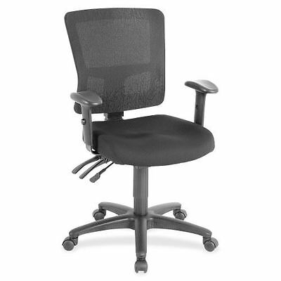 Lorell Low-Back Mesh Chair 85565