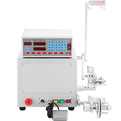 Computer CNC Automatic Coil Winder Winding Machine for 0.03-1.2mm wire 110v/220v