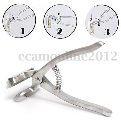 Aluminum Alloy Canvas Stretching Plier Clamp Stretcher Wide Jaw Tool For Artists