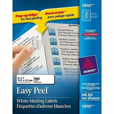 Avery Mailing Label 08161