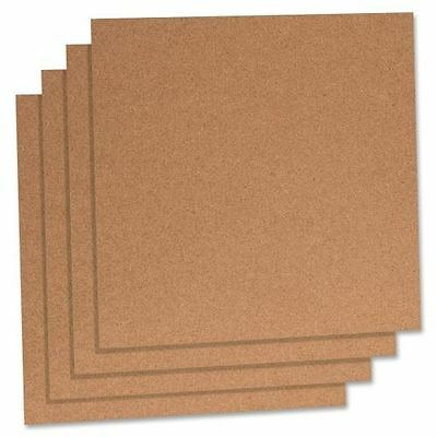 Lorell Natural Cork Panels 84172