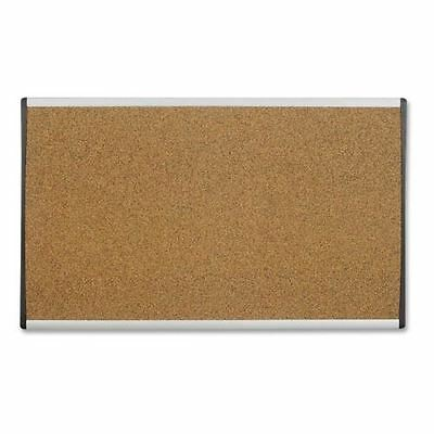 Quartet Arc Frame Colored Cork Board 03882