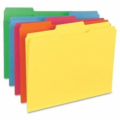 Sparco Top Tab File Folder SP21274