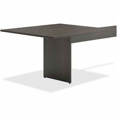 Basyx by HON Espresso Slab Base End Table BLMT48RESE