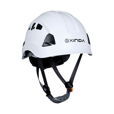Premium Safety Helmet Hard Hat Scaffolding Climbing Rescue Protection Equipment