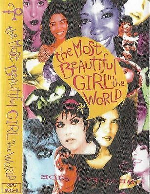 Prince Most Beautiful Girl In The World CASSETTE SINGLE RnB/Swing Garage House