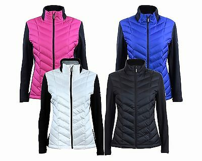 Sunice Barbie Ladies Primadown Thermol Stretch Golf Jacket-Mrrp £149