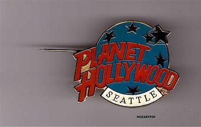 Planet Hollywood SEATTLE Globe pin...