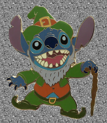Details about  /DSF St Patrick/'s Day 2006 Stitch LE 300 Disney Pin