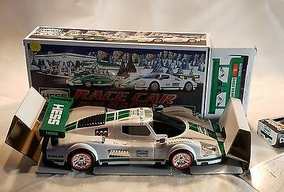 2009 RACE CAR AND RACER - Mint in Original Box