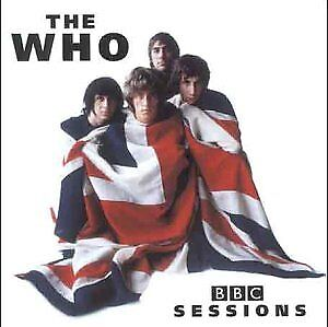 The Who BBC SESSIONS LP Vinyl NEW