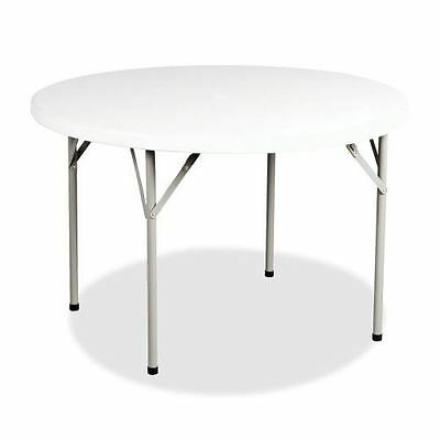 Heartwood Lightweight Polypropylene Round Folding Table TLTR60GN