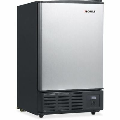 Lorell 14 lb. capacity Stainless Steel Ice Maker 73210