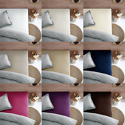 CLEARANCE PRICE Polyester Cotton 36cm Wall FITTED Sheet - SINGLE DOUBLE QUEEN