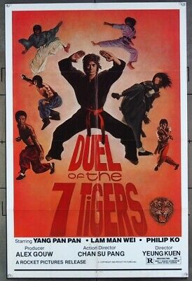 Duel Of The Tigers (1982) 26498