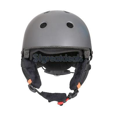Skiing Cycling Skating Helmet Children Adjustable Racing Bicycle Safety Hat