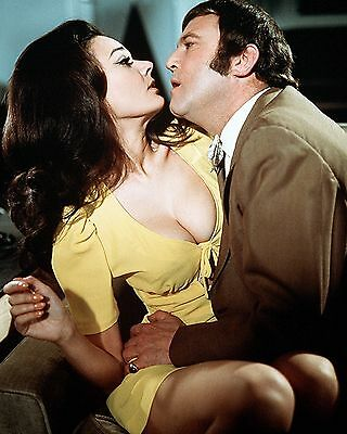 """imogen hassall Carry On Films 10"""" x 8"""" Photograph no 2"""