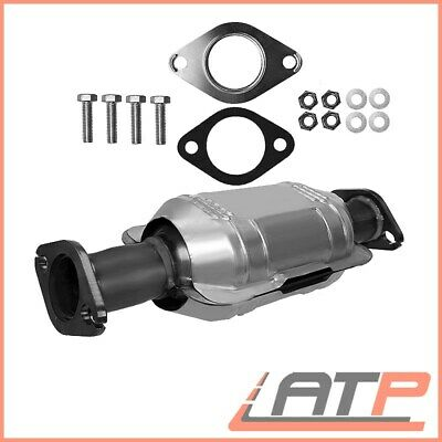 Type Approved Catalyst Cat With Fitting Kit Mg Mg Zr 160 2001-05