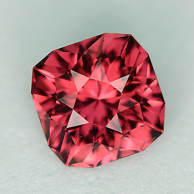 CUSTOM CUT - 4.48ct - UMBALITE GARNET - TANZANIA - NEW VIDEO!!