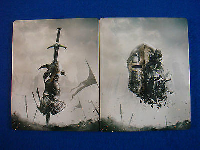 For Honor Steelbook Knight Edition New Size G2 - Ps3 Ps4 Xbox One