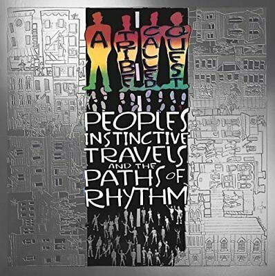 TRIBE CALLED QUEST Peoples Instinctive Travels Paths Of Rhythm LP Vinyl NEW