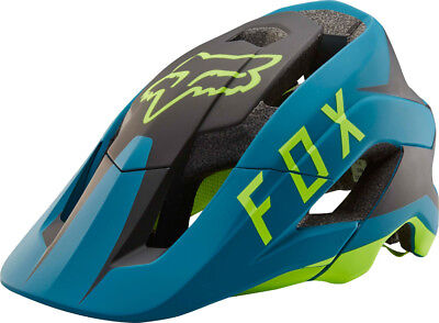 Fox Metah Flow Bike Helmet Teal