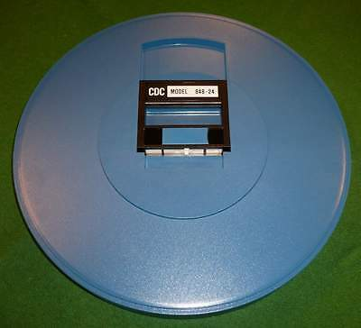 "NEW / NOS_Control_Data_(U.K.)_15""_Top_Load_Disk_Cartridge_[=T=]"