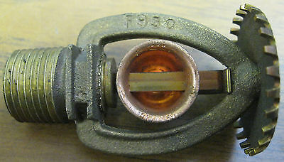 Gem F950 Sprinkler Head OK