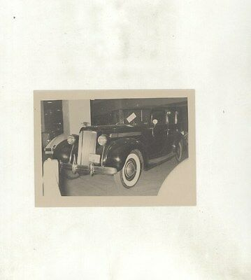 1939 Packard 1701 Eight Panel Brougham Town Car Lilly Pons ORIGINAL Photo ww7186