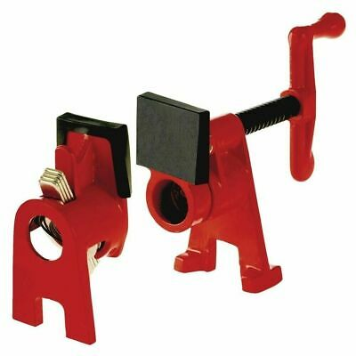 """Bessey Tools BPC-H34 H Style 3/4"""" Pipe Clamp"""