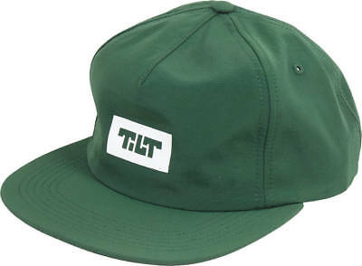 Tilt Explorer - Relaxed Snapback Hat Zucchini - Adjustable
