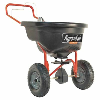 Smart Spreader 45-0462 Professional Push Broadcast Spreader, 130 lb, 25000 sq-ft