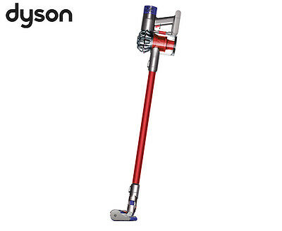 Dyson V6 Absolute Handstick Vacuum - Red/Grey