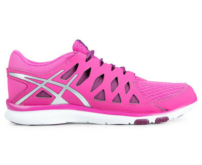 ASICS Women's GEL-Fit Tempo 2 Shoe - Berry/Silver/Plum